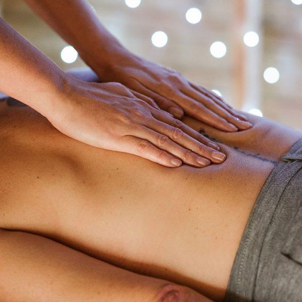 Duo massages crane et dos